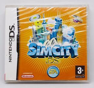 SIM-CITY-DS-NINTENDO-DS-PAL-ESPANA-NUEVO-PRECINTADO-SIMCITY