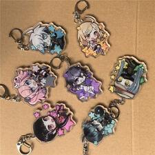 Dangan Ronpa Danganronpa V3.Acrylic Keychain.Iruma Miu.Ouma Kokichi.Saihara