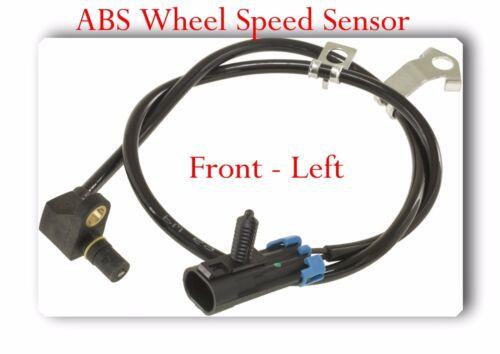 2 x  ABS Wheel Speed Sensor Front Left /& Right Fits Chevrolet GMC K2500 K3500