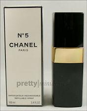 ღ Chanel No 5 Rechargeable Refillable - Chanel - OVP EDT 100ml