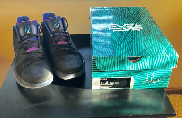 """info for d2d38 9d8df USED Nike Kyrie 3 """"Flip The Switch"""", Sz 11.5, 852395-003, Box Included"""