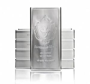 100-oz-Scottsdale-Stacker-Silver-Bar-999-Silver-Bullion-A209