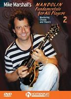 Mike Marshall's Mandolin Fundamentals For All Players Dvd Two 000642053