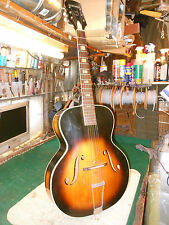 1960's Vintage Harmony Monterey H-1325 Acoustic Archtop Guitar for repair