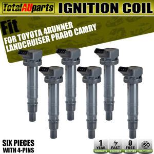 Ignition Coil for Toyota Camry Hiace Hilux Landcruiser Prado Tarago Regius Ace