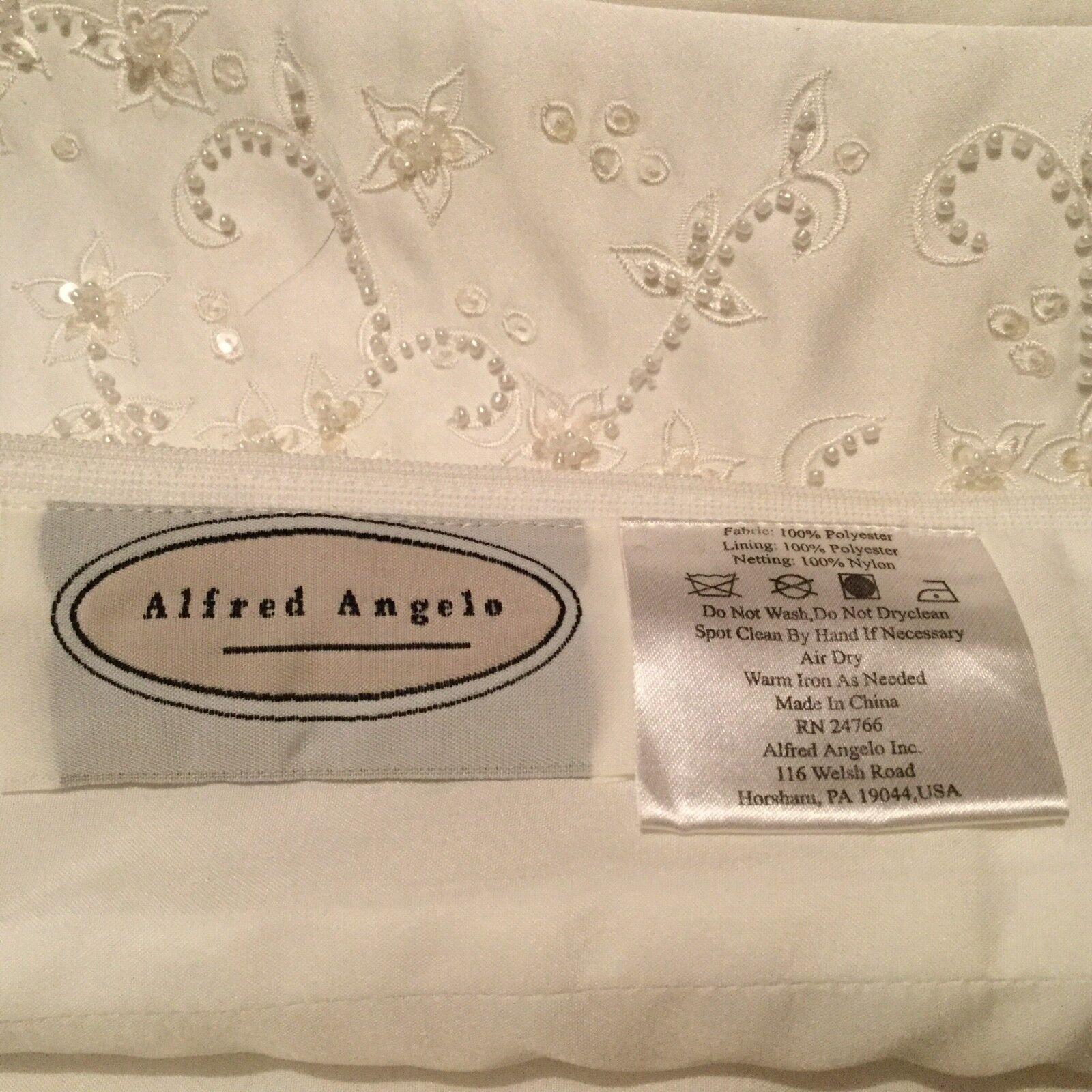 Alfredo Angel Angel Angel Beaded Bridal Top 20 71db8f