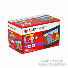 Agfa Precisa 100 Slide FIlm - 35mm 36Exp Rolls - Same as Provia 1/2 the Price!