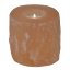 Orange-Selenite-Tealight-Candle-Holder-Handmade-Home-Decor-Healing-Crystal thumbnail 3