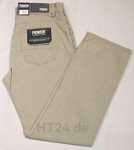 Pioneer Jeans Hellbeige Rando Kitt Stretch 21 3847 Sommer Leicht 1674 grrqdwH
