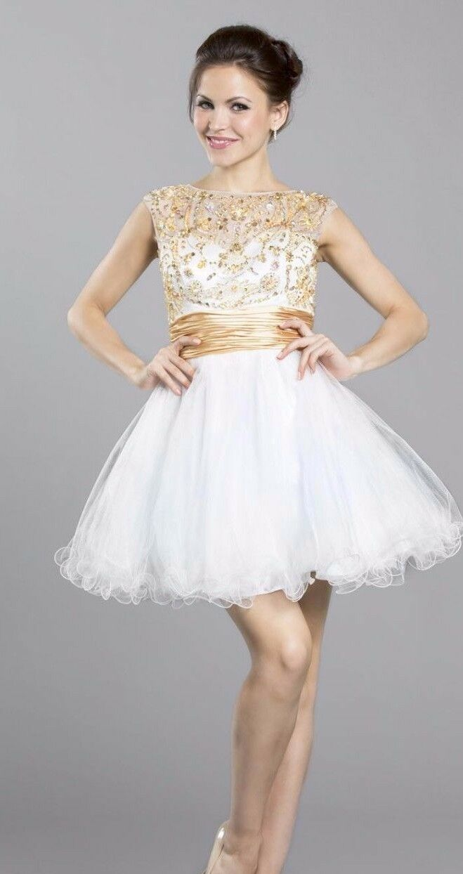 Woherren Short Bridesmaid Homecoming Formal Gown Ball Party Evening Prom Dresses