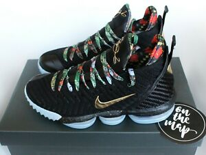 new style c5aeb f1637 Image is loading Nike-Lebron-16-XVI-KC-King-039-s-