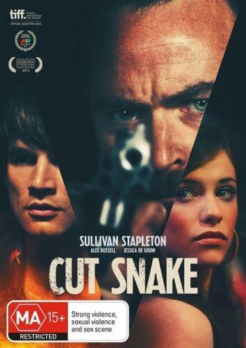 1 of 1 - Cut Snake (DVD, 2016)