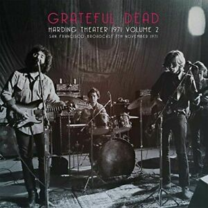 GRATEFUL-DEAD-LIVE-SAN-FRANCISCO-NOV-7-1971-HARDING-THEATER-VOL-TWO-2-LPS-UK