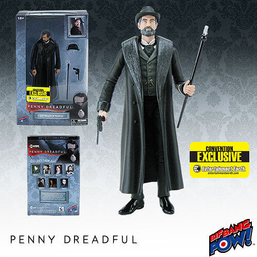 Penny Dreadful Sir Malcolm 6-Inch ACTION FIGURE-Convention Exclusive