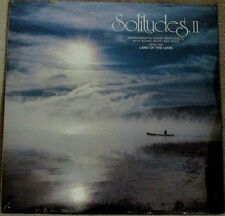 Dan Gibson Solitudes II Land of the Loon 1984 ENVIRONMENTAL SOUNDS Canada SS LP