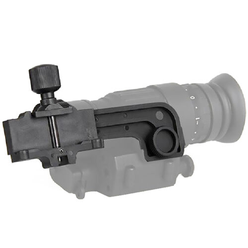 PV 1011 to Picatinny Gun Rail Details about  /Polymer Straight Mount Adapter For NV PVS 14
