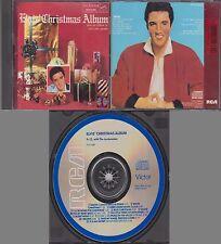 ELVIS PRESLEY Christmas Album JAPAN Disc CD (1957) Tracks 9-12 With Jordanaires