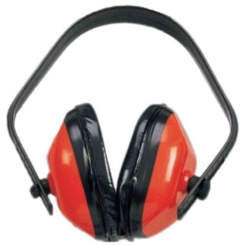 Adjustable Noise Protection 33 db Ear Muff Meets ANSI Spec Red HAWK ER3 I2-6