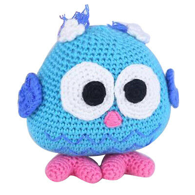 Children/'s Knit Your Own Toy Owl Kit