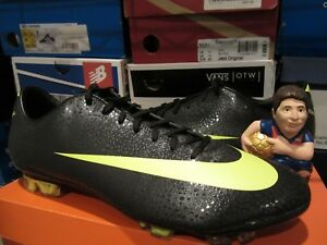 best service f9f39 521ea Details about Nike Mercurial Vapor VII CR Safari II Soccer Cleats Sz 11.5  Ronaldo CR7 Superfly