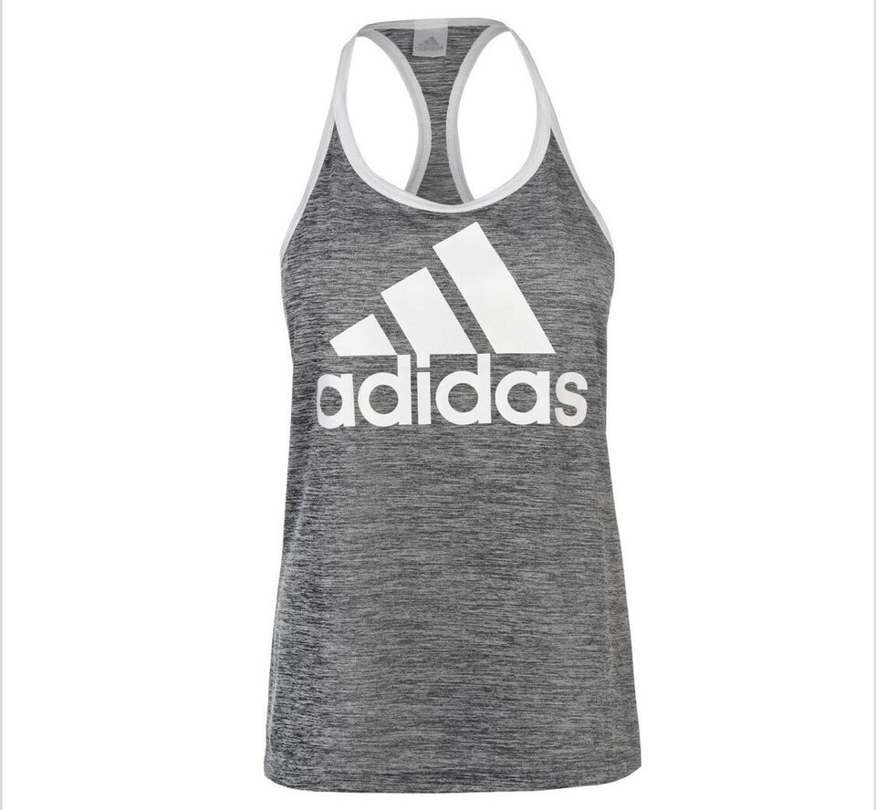 Fitnesstøj, Tank Top Damer, Adidas