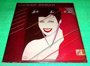 PHILIPPINES:DURAN DURAN - Rio,LP ALBUM,RARE,In Shrink Wrap