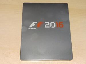 F1-2016-Edizione-Limitata-Steelbook-Custodia-solo-G2-NO-GAME-Spedizione-gratuita-nel-Regno-Unito
