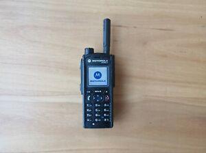 Motorola MTP850S TETRA Digital radio, HAM band 380-440 MHz