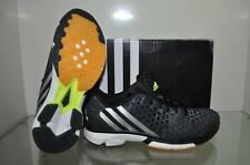 adidas Volley Response Boost B34724 Womens Volleyball Shoes Size 6 Black NIB