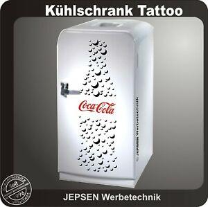 Coca-Cola-Blasen-Bottle-Aufkleber-90x27cm-z-B-fuer-Kuehlschrank-in-Schwarz-Rot