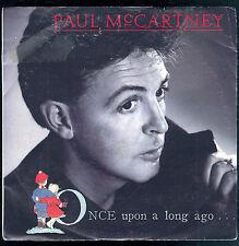 ONCE UPON A LONG AGO - BACK ON MY FEET # PAUL MCCARTNEY