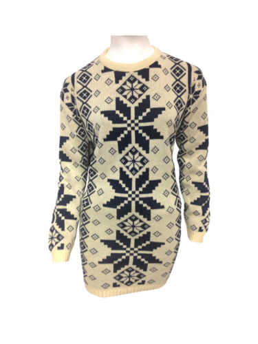 Mens Ladies Unisex Christmas Jumper Womens Novelty Xmas Knitted Retro Sweater