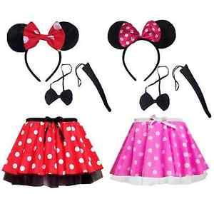 Minnie Mouse PLUS SIZE TUTU 12\