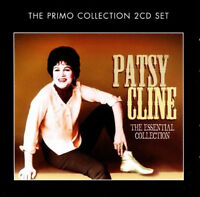 Patsy Cline Essential Collection Best Of 40 Songs Remastered Crazy 2 Cd