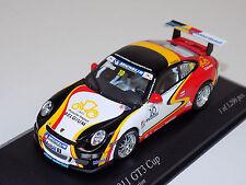 1/43 Minichamps Porsche 911 GT3 Cup car #10 Supercup 2006 G. Horion 400 066410
