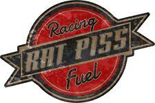 "758 ProSticker (One) 4.5"" x 5.5"" Rat Rod Rat Piss Racing Fuel Decal Racing Parts"