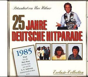 25-Jahre-deutsche-Hitparade-Uwe-Huebner-1985-Purple-Schulz-Klaus-Lage-B-CD
