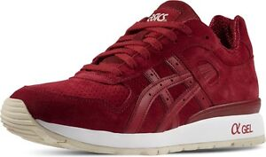 Tiger II 2626 Chaussures Hommes Hommes Nouveau H544l Sneaker Onitsuka Gel Asics Gt Chaussures Rouge qp5a1n