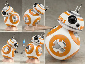 Neuf-Nendoroid-858-Star-Wars-The-Last-of-the-Jedi-BB-8-Action-Figure-10cm-Nobox