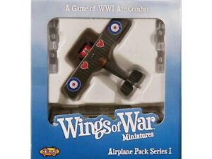 Wings Of War: Pack Avion Série I - Sopwith Camel (Elwood) 1: 144