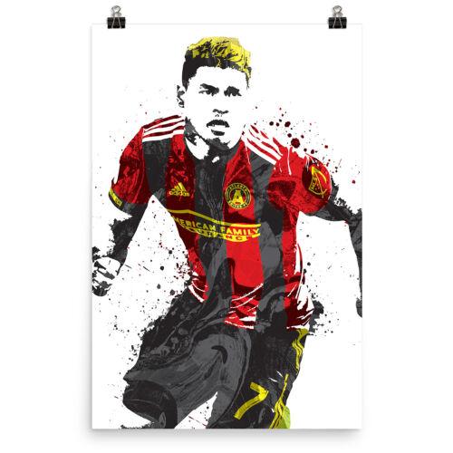 Josef Martinez Atlanta United FC Soccer Poster FREE US SHIPPING