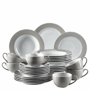 Domestic-by-Maser-929981-Serie-Kitchen-Time-Vajilla-de-30-piezas-para-6-persona