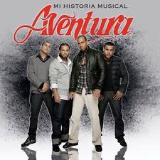 Aventura Mi Historia Musical CD DVD Mexican Edition Mexico
