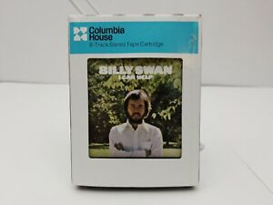 Billy-Swan-8-Track-Tape-I-Can-Help-I-039-m-Her-Fool-Don-039-t-Be-Cruel-Shake-Rattle-Roll