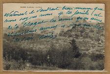 Cpa Banne Ardèche - le fort wn0136