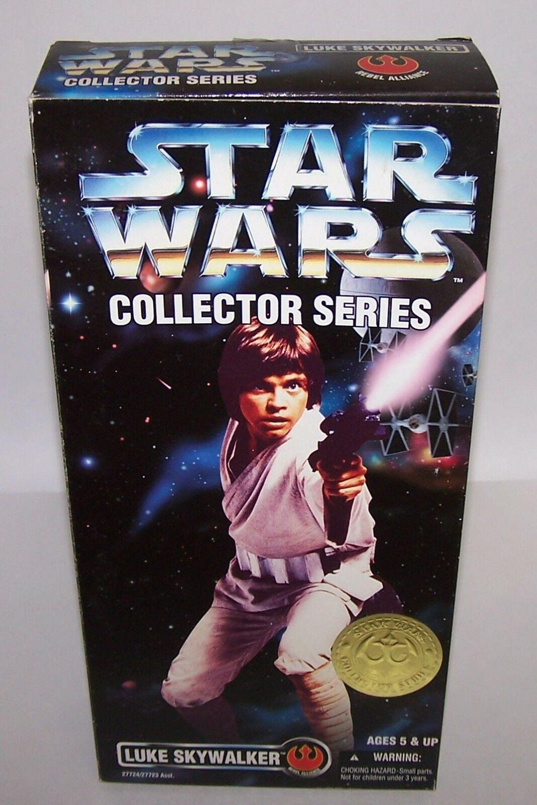 Star Wars Luke Skywalker 12  Action Figure Doll Kenner NIB