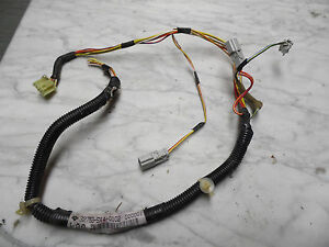 oem 1997 honda accord sedan rear passenger\u0027s side door power wiring