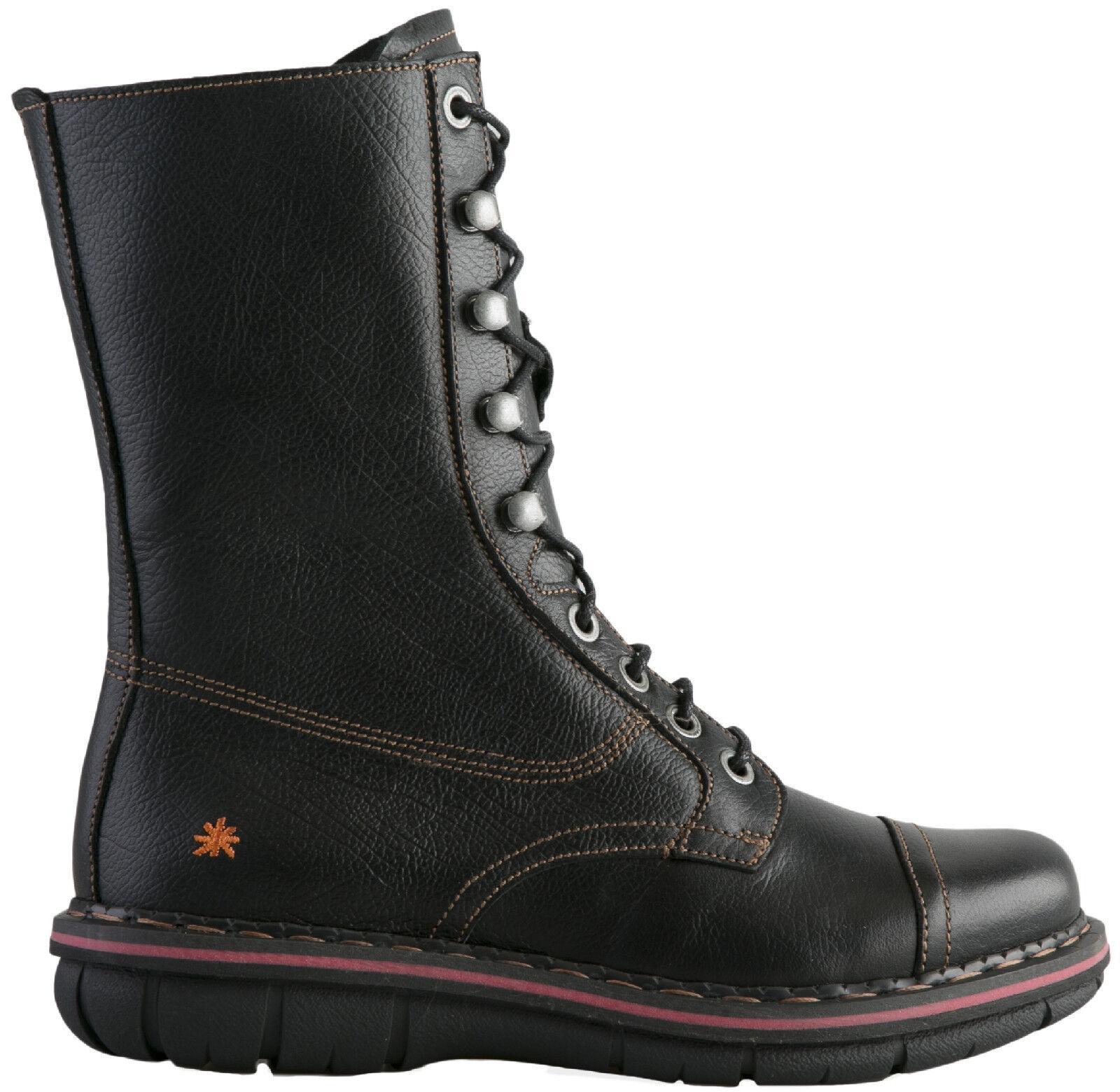 The ART Company Damenschuhe Schuhe Stiefel 0436 Gaucho Black