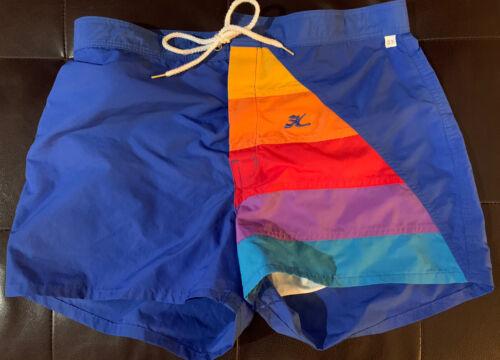 Hobie Vintage Men's Swim Trunks Size 32