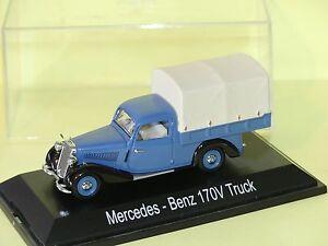 MERCEDES-170-V-TRUCK-Bleu-SCHUCO-1-43
